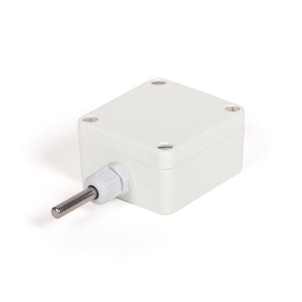 Aussenfühler mit externer Hülse im IP65 Gehäuse Sensor wählbar