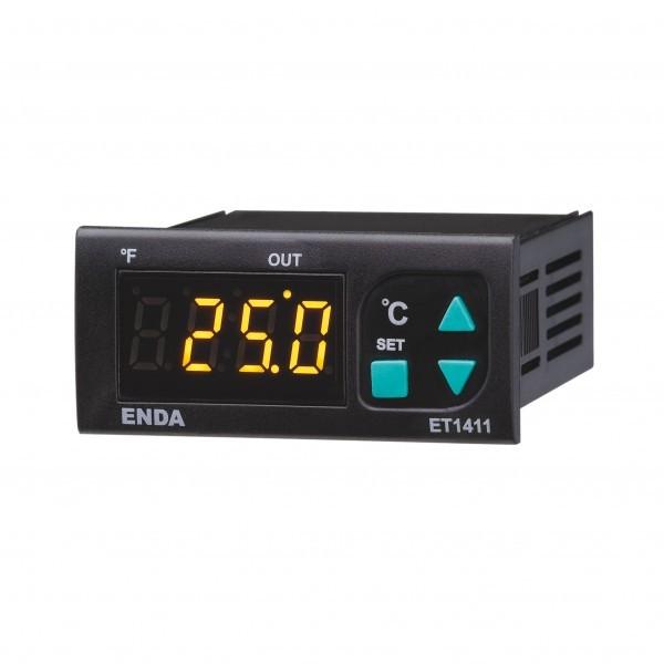 Digitaler Temperaturregler für NTC Fühler, Spannungsversorgung 230V