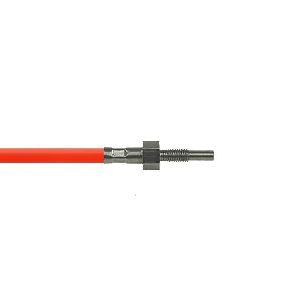 M4 Einschraubfühler bis 200°C Leitungslänge und Sensor wählbar