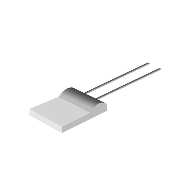 Platin Temperatursensor PT100 bis 600°C